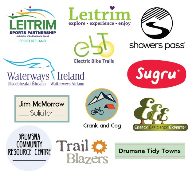 Leitrim Cycling Festival Logos