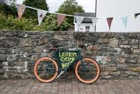 Leitrim Cycling Festival Sign.